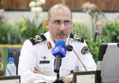 سردار حمیدی به عنوان رئیس پلیس راهور فاتب منصوب شد