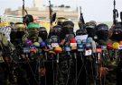 حماس: انگشتان ما روی ماشه است / عادیسازی روابط با اشغالگران خیانت به فلسطین است
