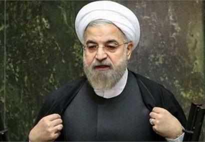 کارت زرد مجلس به روحانی