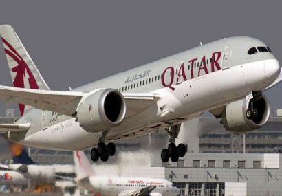 افزایش پروازهای عبوری از ایران