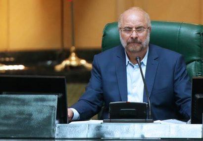 رئیس مجلس خواستار توقف سریع سیاستهای خصمانه و توسعهطلبانه رژیم صهیونیستی شد