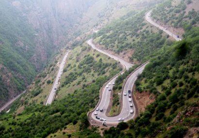 ورود به جاده چالوس ممنوع میشود