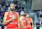 تدبیر فدراسیون بسکتبال برای کارشکنی احتمالی عربستان