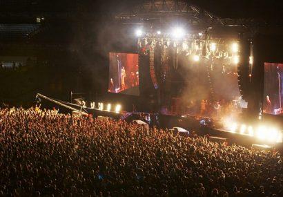 کنسرتهایی برابر با کارناوال مرگ
