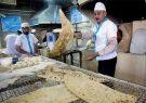 کمبود نان نداریم/علت تاخیر در تحویل آرد به نانوایی ها