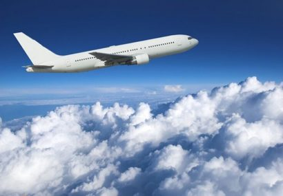 افزایش پروازهای خارجی و بین المللی