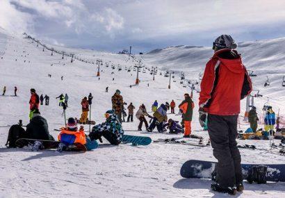 آغاز فعالیت پیست اسکی «توچال» مجوز قانونی دارد؟