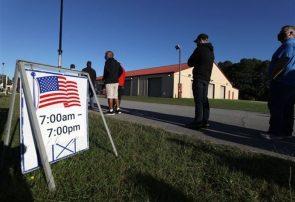 تشدید نگرانی نسبت به خشونت در پی تهدید و ارعاب مقامهای انتخاباتی آمریکا