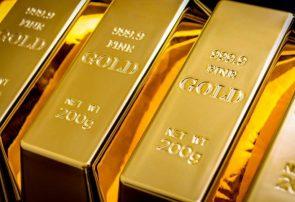 تغییرات ثبت شده در قیمت جهانی طلا
