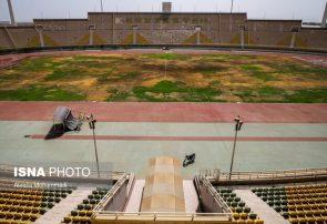 ایران ورزشگاههایش را برای جام ملتها معرفی کرد