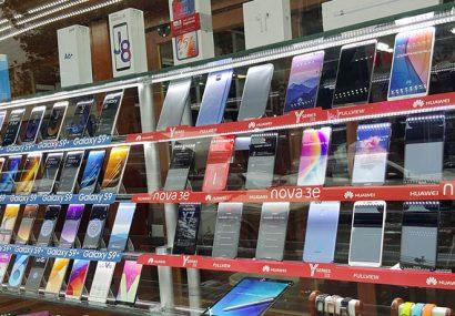 سهم موبایل و تبلت ایرانی زیر یک درصد بازار