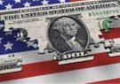 سقوط تولید ناخالص داخلی آمریکا