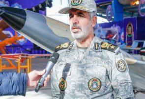 حمله به اهداف دوردست از اهداف تمرین بزرگ رزم پهپادی ارتش است