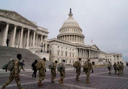هشدار افبیآی و آماده باش واشنگتن و ایالتهای آمریکا همزمان با تحلیف بایدن