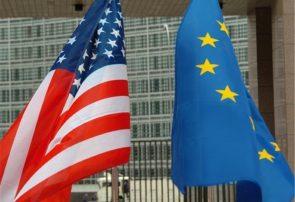 اکثر اروپاییها معتقدند نظام سیاسی آمریکا ورشکسته است