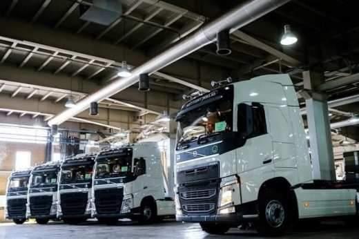 بانک مرکزی ارز کامیون های وارداتی دست دوم را تخصیص داد