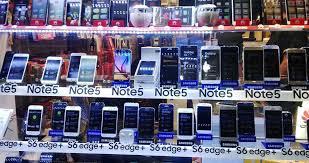ریزش ۲۰ درصدی قیمت گوشی موبایل در بازار