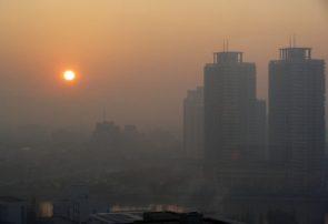 وضعیت قرمز هوای تهران و شرایط اضطراری که دیده نمیشود
