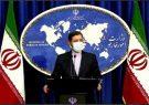 خطیبزاده: ناخرسندیمان در ارتباط با رفتار اخیر عراق و افغانستان در سازمان ملل را اعلام کردیم