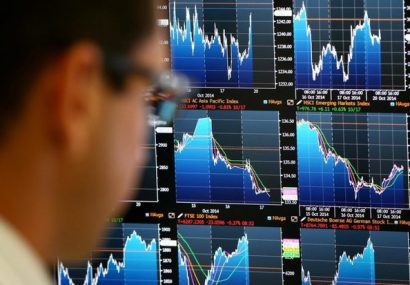 نخستین روز کاری بازارهای مالی در سال نو میلادی