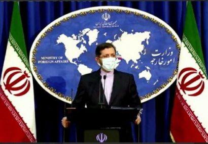 توصیه خطیبزاده به مقامات دولت جدید آمریکا