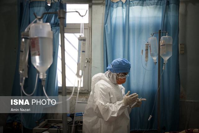 پیشروی کرونا در خوزستان / اشغال ۱۰۰ درصدی تختهای ICU بیمارستانهای اهواز