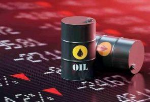 بهای نفت چهارشنبه در بازارهای جهانی