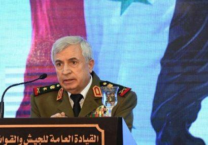 ملت سوریه زیر بار تحریم و محاصره تسلیم نخواهد شد
