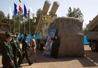 رونمایی از شهر موشکی جدید نیروی دریایی سپاه