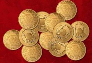 افت ۶ درصدی سکه