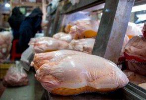 انحراف شدید در توزیع مرغ