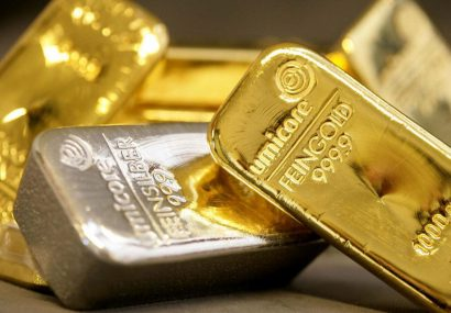 صعود خفیف طلا با توقف بازده اوراق قرضه