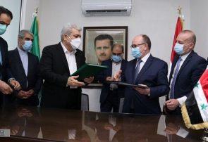 بازار فناوری ایران در سوریه تثبیت می شود