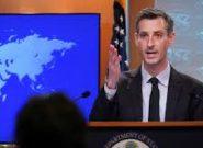 آمریکا ایران را به دیپلماسی سازنده فرا می خواند