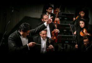 پشت مدیریت ارکسترها