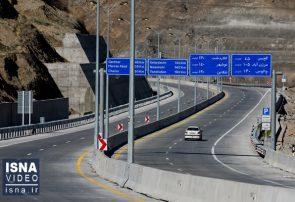 وضعیت فاز دوم آزادراه تهران شمال
