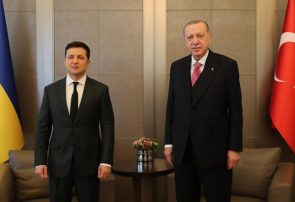تاکید آنکارا و  کییف بر حل بحران دونباس و مخالفت با الحاق کریمه به روسیه