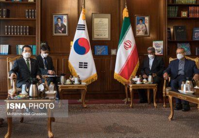قول نخستوزیر کره جنوبی به علی لاریجانی