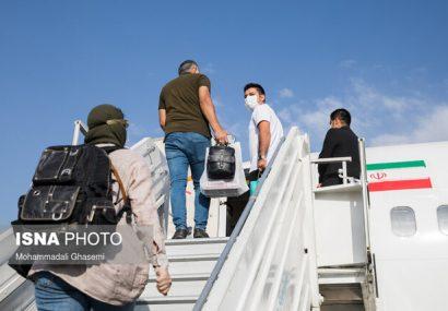 وضعیت پروازهای خارجی/ممنوعیت تورهای گردشگری ترکیه
