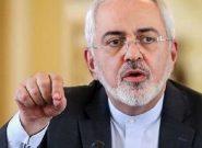 ظریف: جنایت جنگی در نطنز نباید بدون تنبیه باقی بماند