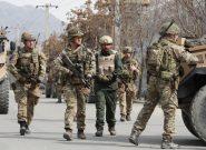 انگلیس تقریبا تمام نیروهایش را از افغانستان خارج میکند