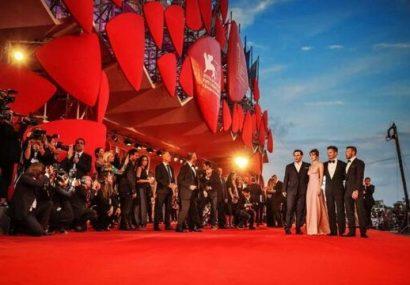 """فرش قرمز """"ونیز"""" برای جشنواره ای کاملا حضوری"""
