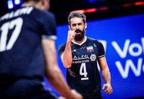 بازگشت والیبال ایران به رده هشتم جهان/ ژاپن در رده بندی زنده جهانی بازهم صعود کرد