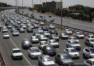 افزایش ۴۰درصدی تردد خودرو