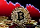 سقوط بیت کوین به زیر ۴۰هزار دلار