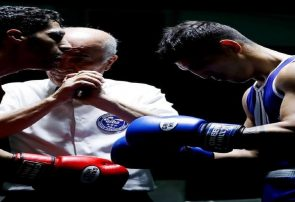 کولاک ملی پوشان بوکس ایران در رقابتهای آسیایی با کسب ۴ مدال