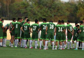 تیم ملی باید در نیمه اول به بحرین و عراق گل بزند