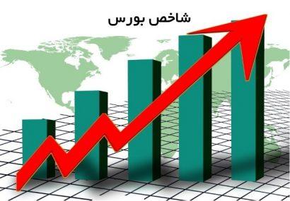 رشد بیش از ۳ هزار واحدی شاخص بورس