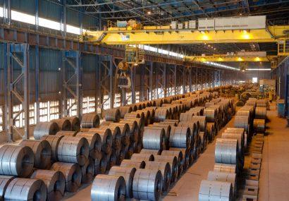 صادرات فولاد خام در هشت سال گذشته رشد ۲ هزار درصدی داشت