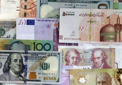نرخ رسمی تمام ارزها ثابت ماند/ نقدینگی ۴۰ درصد رشد کرد